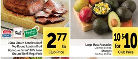 Safeway Weekly Ad January 6 - January 12, 2021. Gorton's Seafood Selections