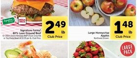 Safeway Weekly Ad January 20 - January 26, 2021. Our Best For Less!