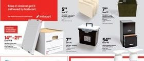 Staples Weekly Ad January 10 - January 16, 2021. Supplies To Start Fresh