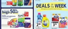 Walgreens Weekly Flyer January 24 - Januar4y 30, 2021. Hair Essentials on Sale!