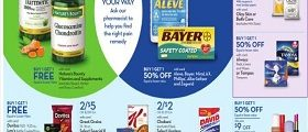 Rite Aid Weekly Circular February 28 - March 6, 2021. King Size Candy Bars