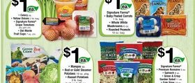 Acme Weekly Circular March 12 - March 18, 2021. Buck-A-Bucket Produce Sale!
