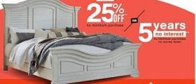 Ashley Furniture Weekly Ad April 2 - April 3, 2021. Biggest Days To Save!