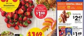 Kroger Weekly Circular March 3 - March 9, 2021. Simple Truth Organic Chicken