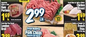 Western Beef Weekly Ad March 11 - March 17, 2021. Happy St. Patrick's Day!