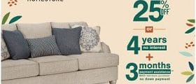 Ashley Furniture Weekly Ad April 5 - April 22, 2021. Spring Sale!