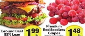 Save Mart Weekly Ad April 7 - April 13, 2021. Ground Beef 85% Lean on Sale!