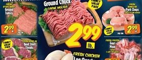 Western Beef Weekly Flyer April 15 - April 21, 2021. Savings Up! Prices Down!