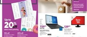 Staples Weekly Ad May 23 - May 29, 2021. Save on Essentials!
