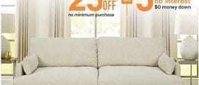 Ashley Furniture One Day Sale June 12, 2021