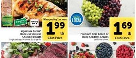 Safeway Weekly Ad July 14 - July 20, 2021. Save Even More!