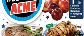 Acme Weekly Ad August 27 - September 2, 2021. Summer Deals!