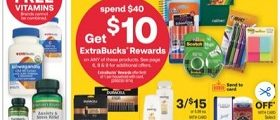 CVS Weekly Ad August 22 - August 28, 2021. The Great School Comeback!