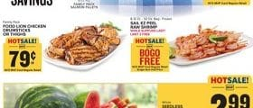 Food Lion Weekly Ad August 18 - August 24, 2021. Fill Up on Fresh Savings!