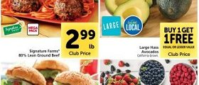 Safeway Weekly Ad August 4 - August 10, 2021. Hatch Chiles Are Here!