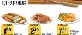 Food Lion Weekly Circular October 6 - October 12, 2021. Fresh Savings for Hearty Meals!
