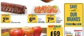 Food Lion Weekly Ad October 20 - October 26, 2021. Scary Good Savings!
