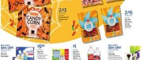 Rite Aid Weekly Ad October 17 - October 23, 2021. Stock Up on Spooky!